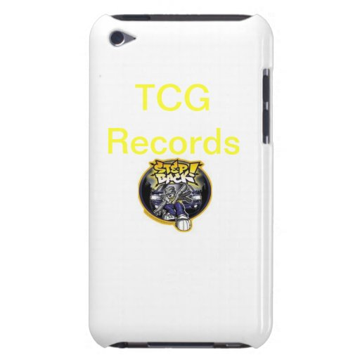 TCG Records Case Barely There iPod Case