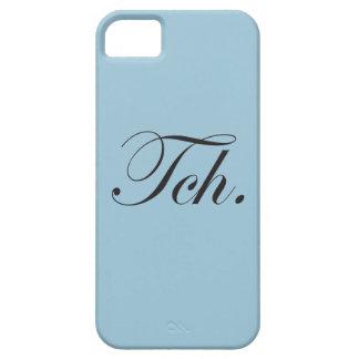 """""""Tch"""" iphone 5 case. iPhone 5 Case"""