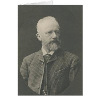 Tchaikovsky Portrait Card