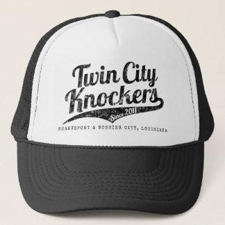 TCK Swoosh Trucker Hat