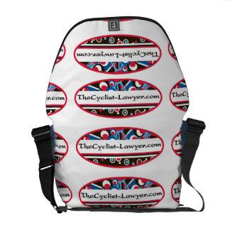 TCL messenger bag