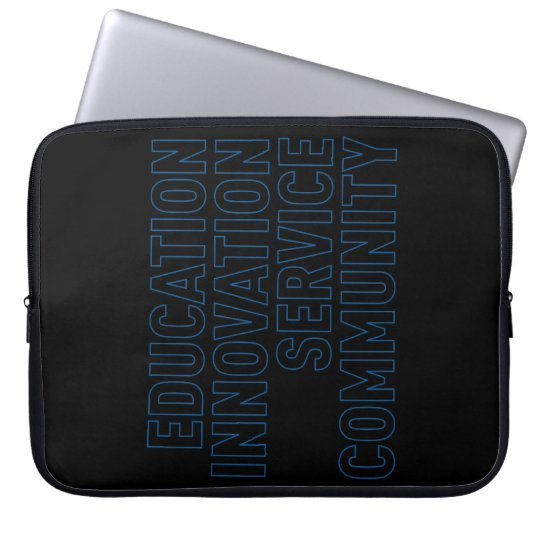 "TCSPP ""Pillars"" Laptop Sleeve"