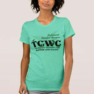 TCWC Logo Volunteer - Custom Specialist / Name T-Shirt