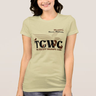 TCWC Logo Volunteer - Custom Specialist / Name T-Shirt