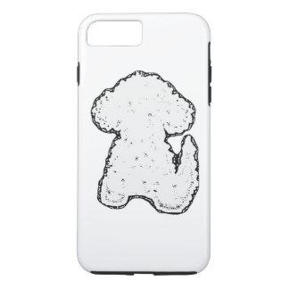 TDD white iPhone 7+ case