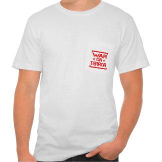 TDY War On Terror T Shirt