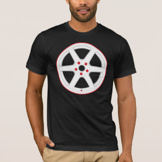 TE37 w/ Red Accent T-Shirt
