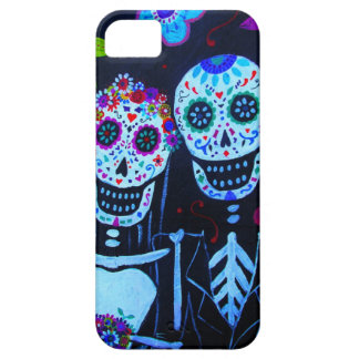 Te amo Dia de los Muertos Wedding iPhone 5 Cover