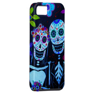 Te amo Dia de los Muertos Wedding iPhone 5 Covers