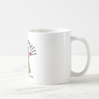 TE AMO!!! CLASSIC WHITE COFFEE MUG