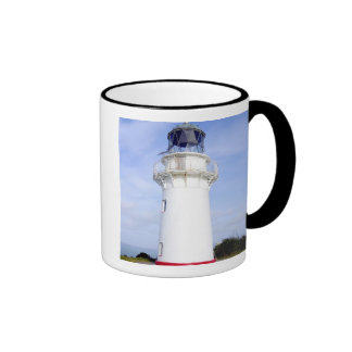 Te Araroa, New Zealand. A lighthouse gives Ringer Mug