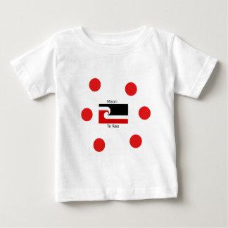 Te Reo Language And Maori Flag Design Baby T-Shirt