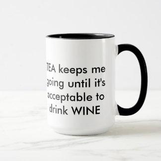 Tea and Wine Mug