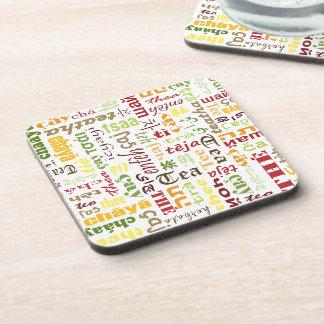 Tea Beverage Coasters