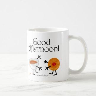 Tea & Biscuit - Good Afternoon! Coffee Mug