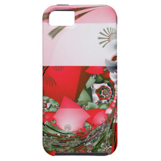 Tea Ceremony Fractal iPhone 5 Cover