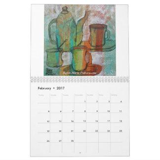 Tea, Coffee and Cups Wall Calendars