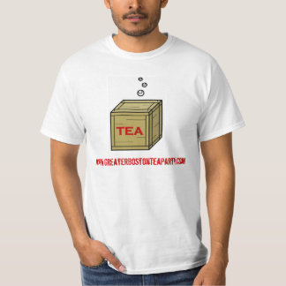 Tea Crate T-Shirt