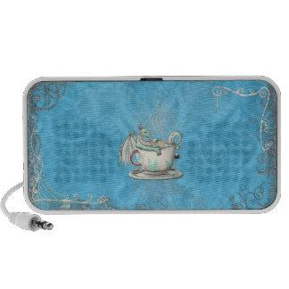 Tea Cup Dragons Peppermint Notebook Speaker