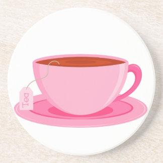 Tea Cup Sandstone Coaster