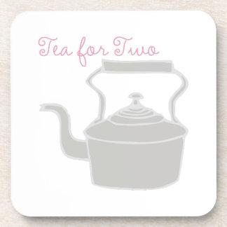 Tea For Two Coaster