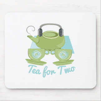 Tea For Two Mouse Pad