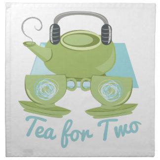 Tea For Two Napkin