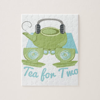 Tea For Two Puzzle