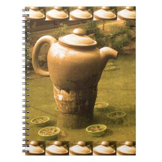 TEA Garden, China Notebooks