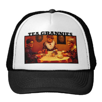 Tea Grannies Hat
