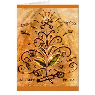 Tea Greetings! Card