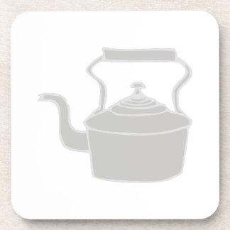 Tea Kettle Beverage Coasters