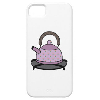 Tea Kettle Cover For iPhone 5/5S