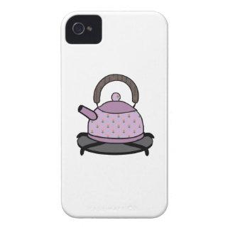 Tea Kettle iPhone 4 Cover