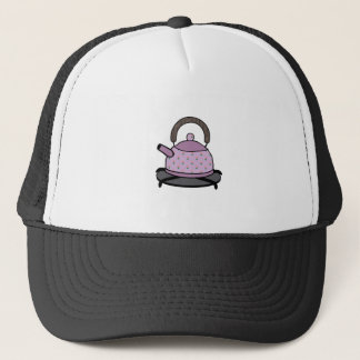 Tea Kettle Trucker Hat