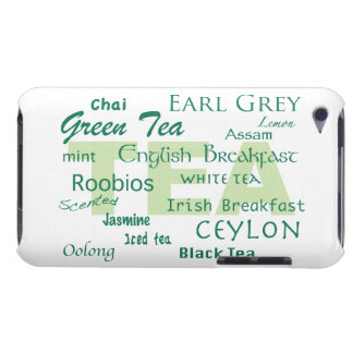 Tea Lover-Tea Varieties Barely There iPod Case