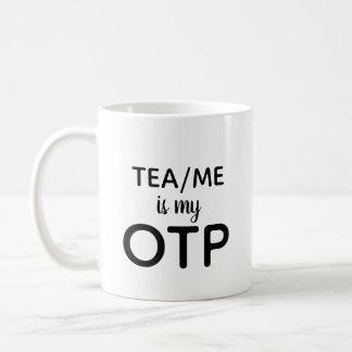 Tea/Me is my OTP Coffee Mug