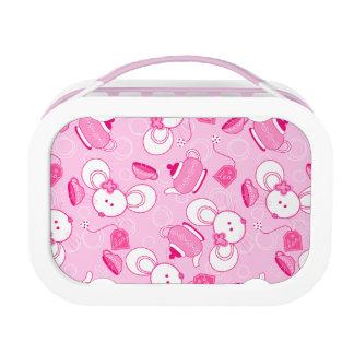 Tea mice lunch box