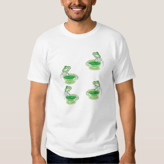 Tea of Mushroom T-shirt