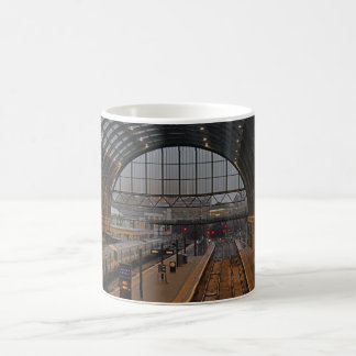Tea or Coffee- King's Cross Station London. Coffee Mug