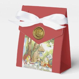 Tea Party 1 Favour Box