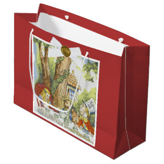 Tea Party 1 Large Gift Bag