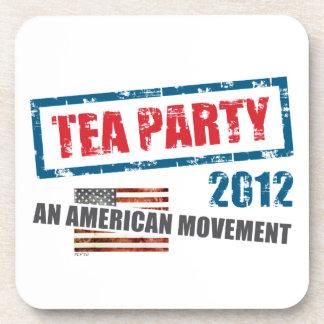 Tea Party 2012 Coaster