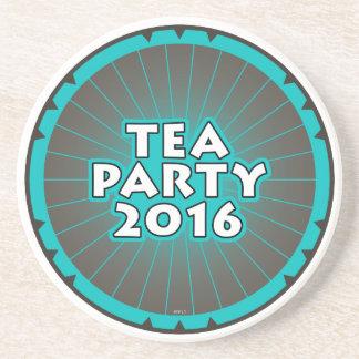 Tea Party 2016 Drink Coaster