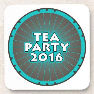 Tea Party 2016 Coaster