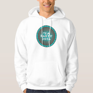 Tea Party 2016 Hooded Pullovers