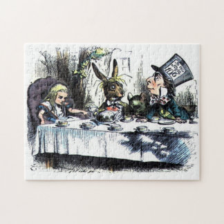 Tea Party 2 Jigsaw Puzzle