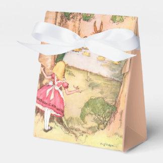 Tea Party 4 Wedding Favour Boxes