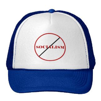 Tea Party Anti Socialism Trucker Hats