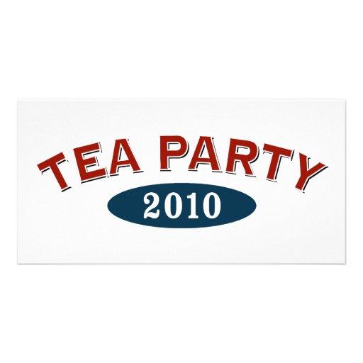 TEA Party Arc 2010 Photo Card